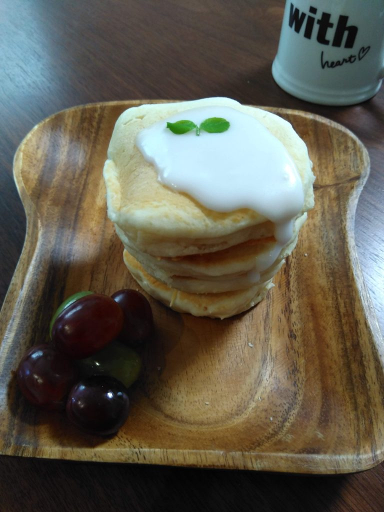 甘酒パンケーキ5